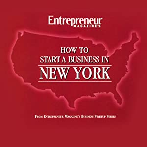 How to Start a Business in New York Audiobook