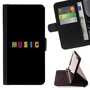 - text minimalist black pink/ Personalizada del estilo del dise???¡¯???¡Ào de la PU Caso de encargo del cuero del tir???¡¯????n del s - Cao - For Samsung