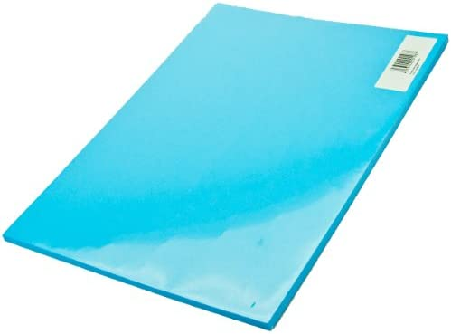 Office Line Multifunktionspapier, 100 Blatt, blau, 80 g, DIN A4, Kopierpapier, Bastelpapier, Farbpapier, Art.Nr.: 770403