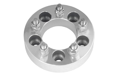4 Toyota Tundra Wheel Spacers Adapters 1.5 inch thick fits ALL 5 Lug Tundra Models by easywheel (Image #3)