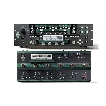 Kemper Profiler Rack Kemper Remote Power Bundle: Amazon.es: Instrumentos musicales