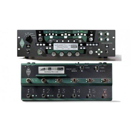 Kemper Profiler Power Rack + Kemper Remote Bundle: Amazon.es ...