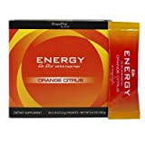 4Life Energy Go Stix ORANGE CITRUS 30 packets (pack of 12)