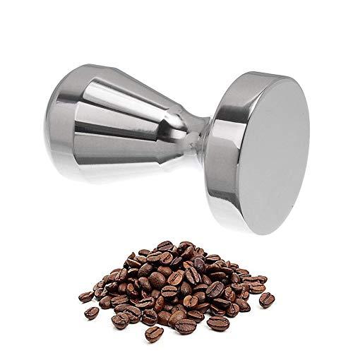 (Coffee Tamper Stainless Steel Barista Espresso Tamper 51mm Base Coffee Bean Press)