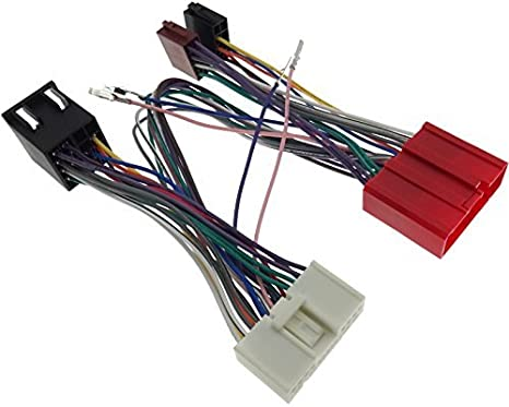 ISO Cable Adaptador 4 Parrot Bluetooth Car Kit Para Ford Ranger