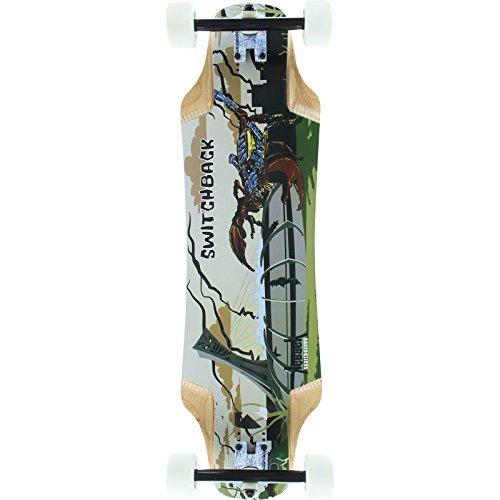 【驚きの値段で】 Kebbek Skateboards - Switchback Complete by Skateboard - 9.5 9.5 x 33.5 by Kebbek Skateboards [並行輸入品] B01KKF8KGK, アライカメラ:bf352f36 --- a0267596.xsph.ru