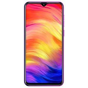 Ulefone Note 7 (2019) Android 9 SIM Free Mobile Phones, Triple Rear Camera, Triple Card Slots, 6.1″ Waterdrop Incell Full- screen Dual SIM Cell Phone, 3500mAh, Face Unlock, UK Version – Twilight