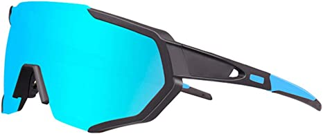 Amazon.com: Cycling Polarized Outdoor Sports Goggles Men And Women  Sunglasses: Clothing