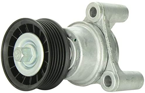 GMC Saab Buick Cadillac and Hummer New Genuine OEM Automatic Drive Belt Tensioner and Pulley Assembly GM 12609719 For Various Makes Chevy Isuzu GM