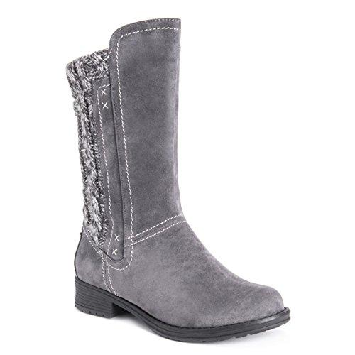 Mukluks WoMen Muk LUKS Casey Fashion Boot Grey