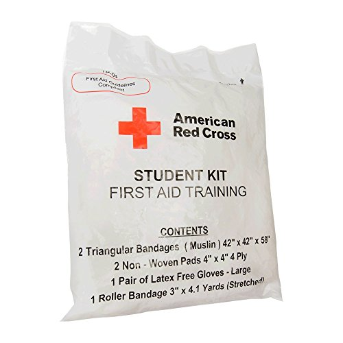 First Aid Student Training Pack - Pk/50