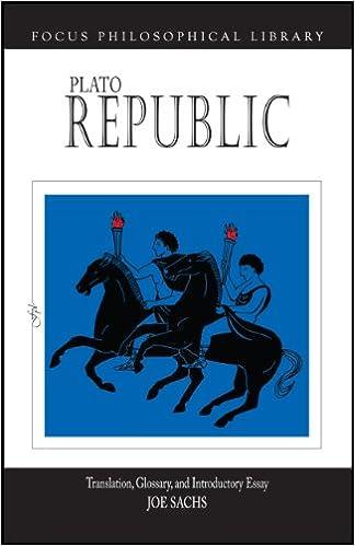 Republic focus philosophical library kindle edition by plato republic focus philosophical library kindle edition by plato joe sachs politics social sciences kindle ebooks amazon fandeluxe Gallery