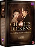 Charles Dickens (Complete Collection - 11 Films) - 20-DVD Box Set ( The Pickwick Papers / Oliver Twist / Nicholas Nickleby / A Christmas Carol / Great Ex [ NON-USA FORMAT, PAL, Reg.0 Import - Sweden ]