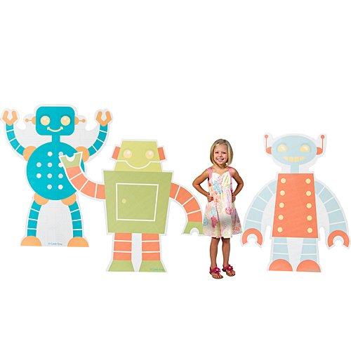 robot standee - 1