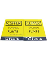 Clipper 18 X, Will Work in All Flint Including Zippo Lighters
