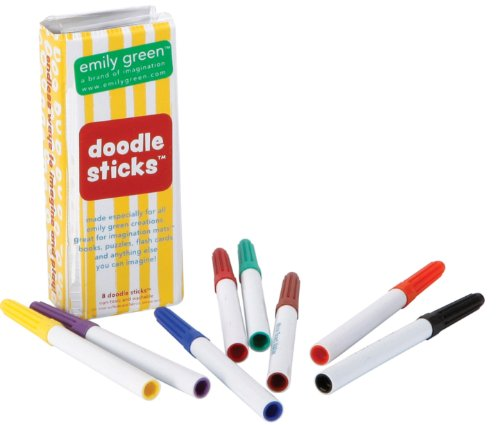 Emily Green Doodle Sticks - Doodle Sticks
