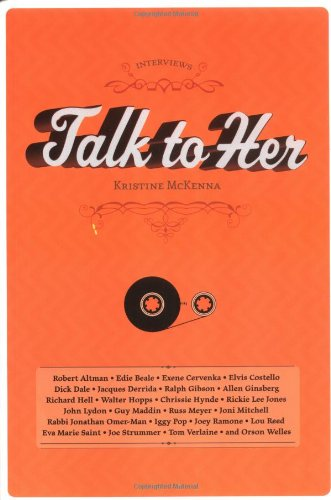 Talk to Her (Interviews (Fantagraphics)) by Fantagraphics Books