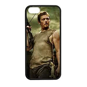 For iphone 4/4s Case, [Walking Dead] For iphone 4/4s Case Custom Durable Case Cover for For iphone 4/4scase