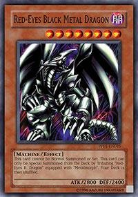Yu-Gi-Oh! - Red-Eyes Black Metal Dragon (PP01-EN015) - Premium Pack 1 - Unlimited Edition - Super Rare ()