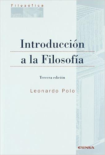 Introducción a la filosofía (Colección filosófica): Amazon.es ...
