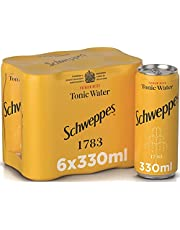 Schweppes Tonic Water -330ML (Pack of 6)