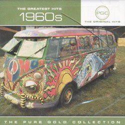 The Greatest Hits 1960s Pure Gold Collection CD ()