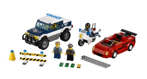LEGO City Police High Speed Chase Building Set 60007 (Discontinued by manufacturer)