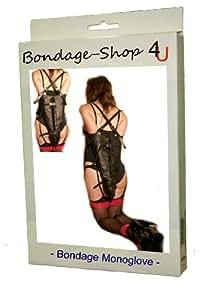 Amazon.com: Bondage Single Glove - BDSM Glove: Health