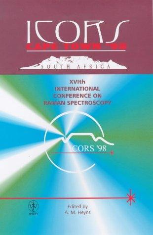 Sixteenth  International Conference on Raman Spectroscopy (International Conference on Raman Spectroscopy//Proceedings) cover