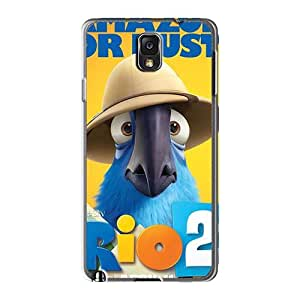 Scratch Resistant Hard Phone Case For Samsung Galaxy Note3 (RpX6086SsdO) Unique Design High Resolution Rio 2 Pictures