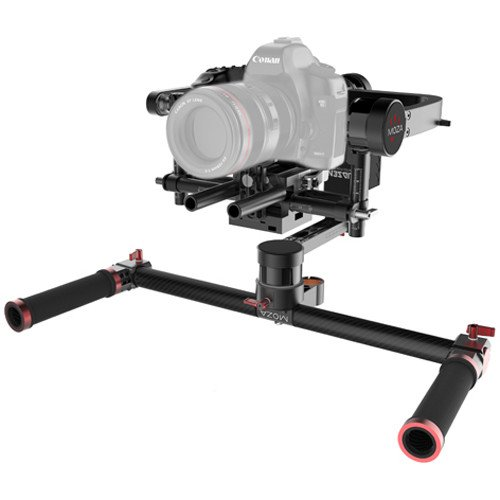 Gudsen MOLP+ Moza Lite Professional Handheld Gimbal for Mirrorless Cameras and DSLRs (Black)