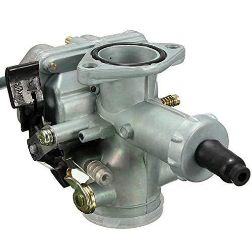 RENCALO 58mm Montaje 28mm Entrada de Aire CG 125 Carburador Carburador para Honda