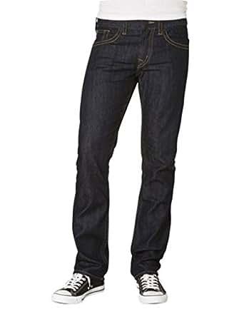 Silver Jeans Men's Dark Straight Slim Konrad Jeans 29 x 32L at ...
