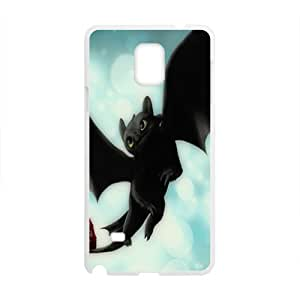 Black bat Cell Phone Case for Samsung Galaxy Note4