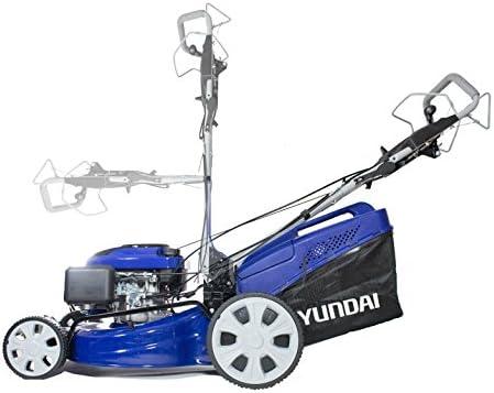 Hyundai HYM51SPE con motor de gasolina arranque eléctrico ...