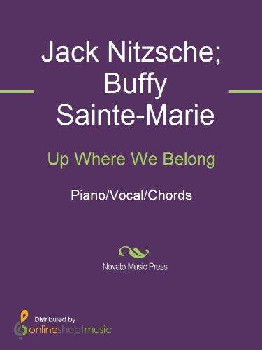 Up Where We Belong Kindle Edition By Jack Nitzsche Buffy Sainte
