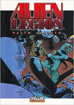 Libros descargables para encender Alien legion 2 - pacto secreto PDF 8496706095