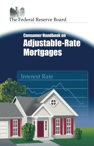 Consumer Handbook On Adjustable Rate Mortgages