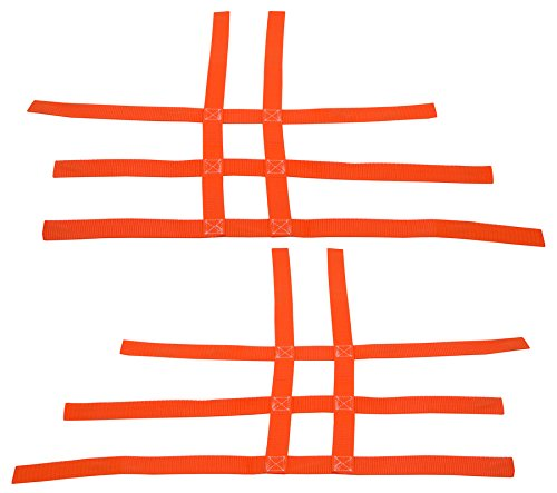 Nerf Bar Replacement Nets for Alba and Tusk Compatible with Honda TRX400EX TRX 400EX Many Colors Available