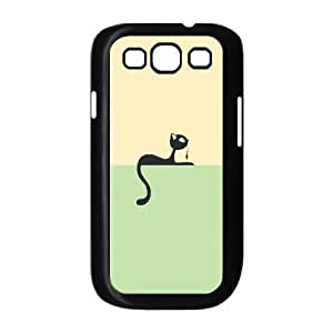 Cat Series, Samsung Galaxy S3 Cases, Cat Usb Cases for Samsung Galaxy S3 [Black]