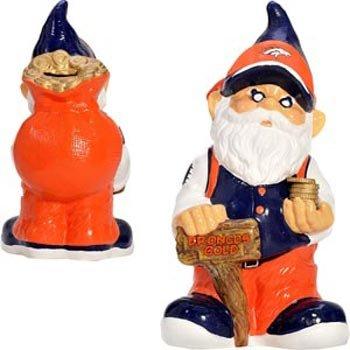 NFL Denver Broncos Team Gnome Bank