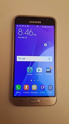 Samsung J3 Nova - No Contract Phone - Gold - (Boost Mobile)