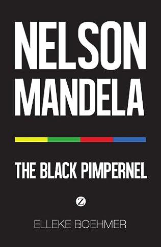 book cover of Nelson Mandela: The Black Pimpernel