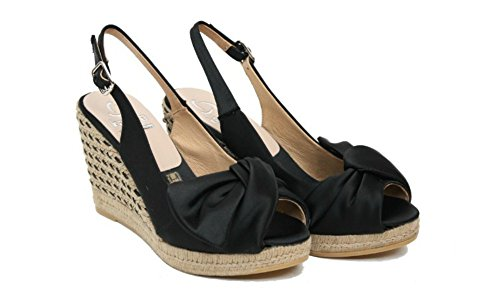 Sandalo zeppa KANNA - KV7358