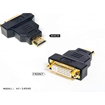 This Dvi-d To HDmi Adapter Is Designed To Make Sure That