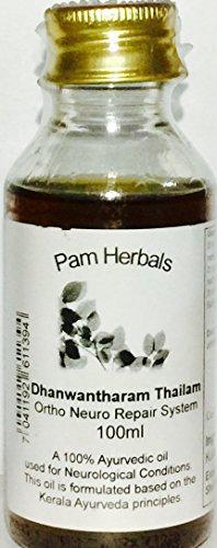 pam-herbals-dhanwantharam-thailam-100ml-ayurvedic-ortho-neuro-repair-system-oil