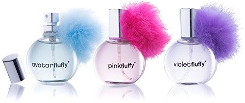 Body Mist Perfume Gift Set For Kids, Pre-Teens, Tweens & Teen Girls | Fresh & Fun Scents | POM POM's | 3 Pack ()