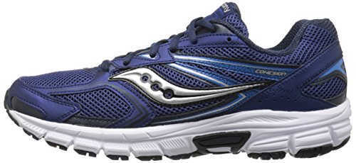Pictures of Saucony Men's Grid Cohesion 9-M Navy/Grey 14 M US 5