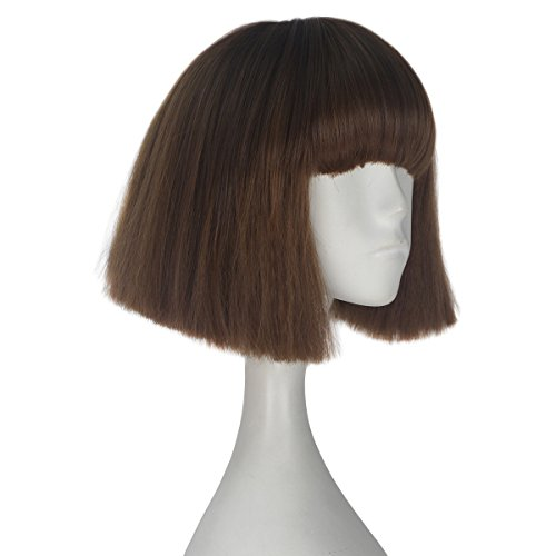 Synthetic Tilted Straight Cosplay Halloween product image