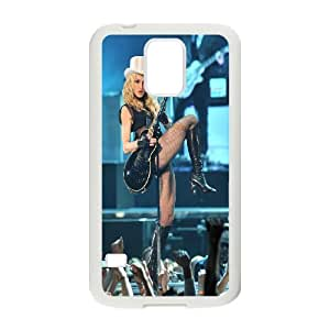 Custom Case Madonna For Samsung Galaxy S5 U3D7Q2889